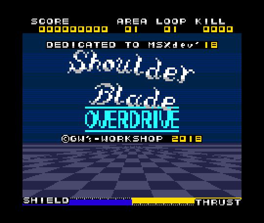2018 – MSXdev Contest